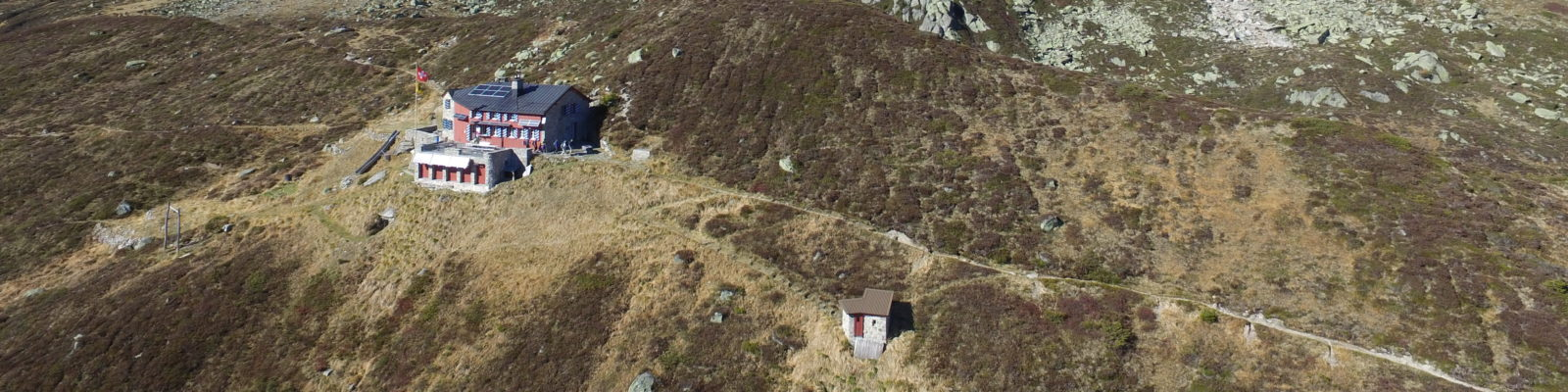 Salbit - Hütte